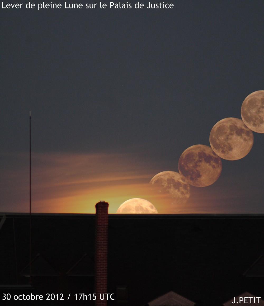 Astro chili bracieux lever de pleine lune 30 octobre 2012 - A quelle heure le soleil se couche aujourd hui ...